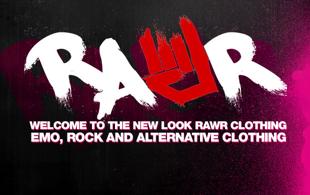 Welcome to Rawr Clothing