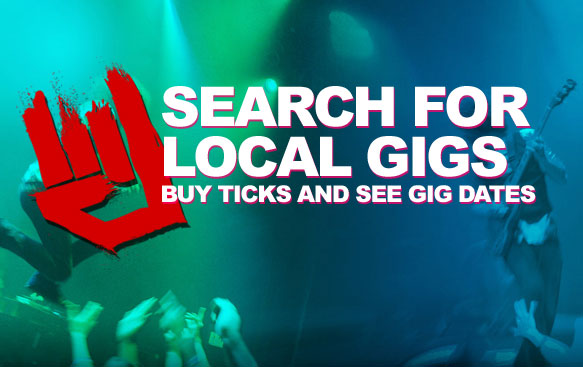 Search Gigs &amp; Buy Tickets