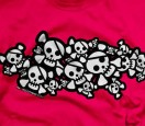 Cute Pirates Skull Shirt