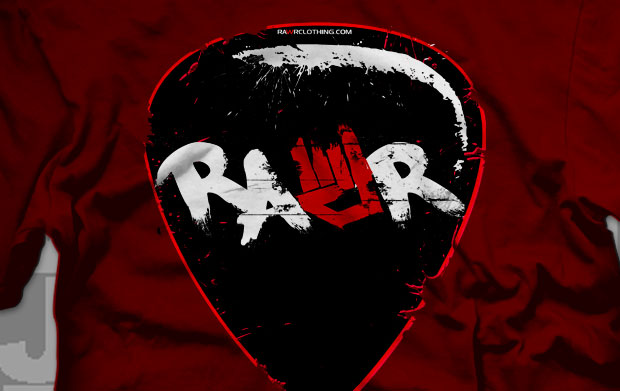 Rawr Guitar Pick