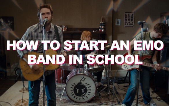 How to Start an Emo Band in School