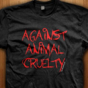 Against-Animal-Cruelty-Black-Shirt