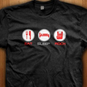 Eat-Sleep-Rock-2-Black-Shirt