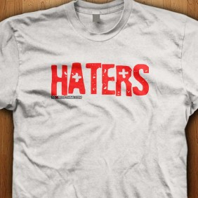 Haters-White-Shirt