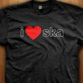 I-Love-Ska-Black-Shirt