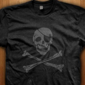 Pirate-Skull-Black-Shirt