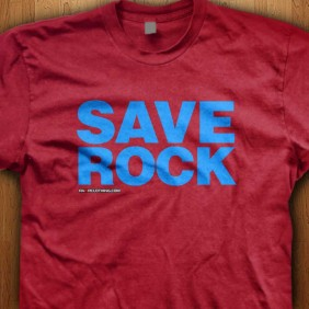 Save-Rock-Red-Shirt