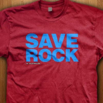 Save-Rock-Red-Shirt