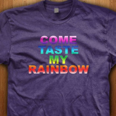 Come-Taste-My-Rainbow-Purple-Shirt
