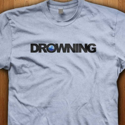 Drowning-Light-Blue-Shirt