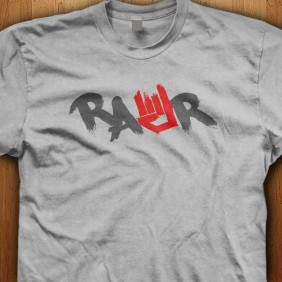 Rawr-Logo-Grey-Shirt