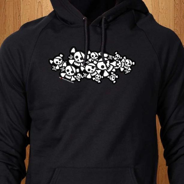 Cute-Skulls-Black-Hoodie
