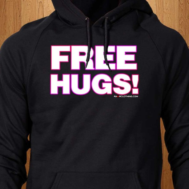 Free-Hugs-Black-Hoodie