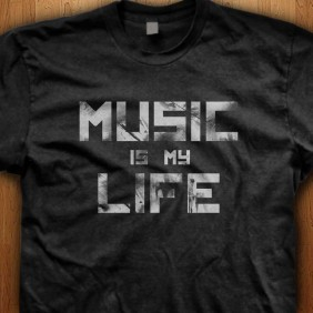 Music-Is-My-Life-Black-T-Shirt